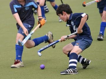 Hockey sur gazon Junior