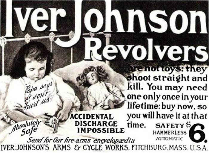 Iver-Johnson-gun-revolvers-Vintage-creepy-kids-ads