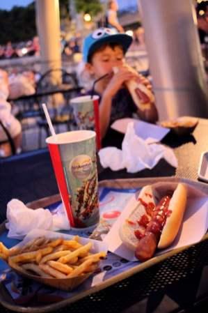 Hot-dog !