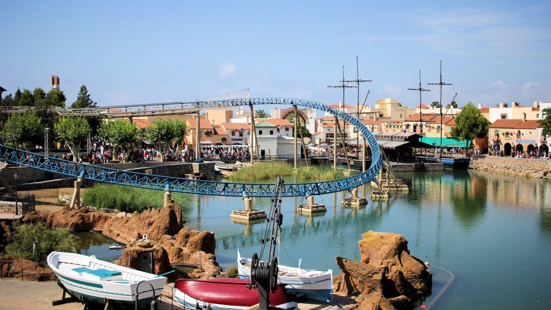 Portaventura le parc d attractions sous le soleil de l espagne guide du parent galactique - Port aventura parc aquatique ...