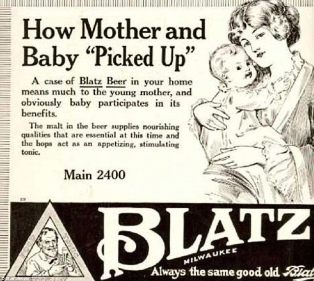 mother-baby-pick-up-blatz-beer-Vintage-creepy-kids-ads