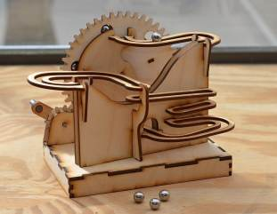 Marbleocity - Mini Coaster