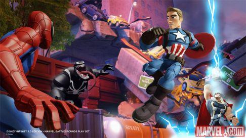 Disney Infinity 3.0 Marvel Battlegrounds (1)