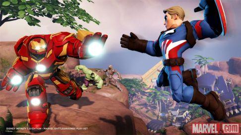 Disney Infinity 3.0 Marvel Battlegrounds (3)