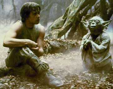 """""""Maître Yoda, si je veux réviser Star Wars avant le 18 décembre, je fais comment ?"""""""