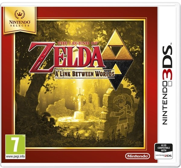 Zelda 3DS - Edition Select