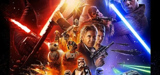 Star Wars - Episode VII - Le Réveil de la Force - Affiche officielle