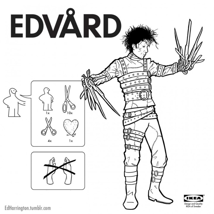 Ikea - Edvard