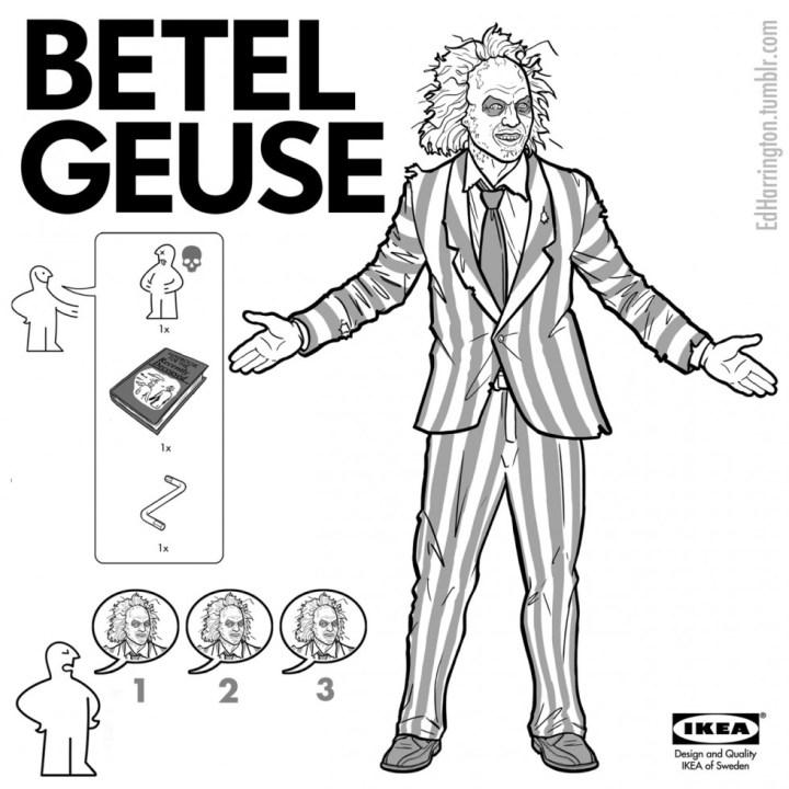 Ikea - Betelgeuse