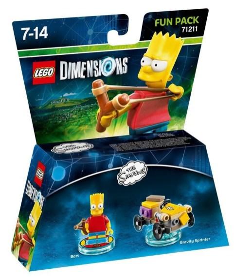 Bart Lego Dimensions
