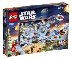 Calendrier Avent Lego Star Wars 2015