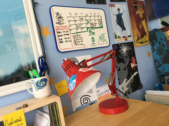 Chambre Andy Toy Story 3 (7)