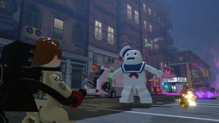 Lego Dimensions - Ghostbusters