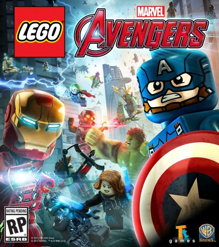 Lego Marvel's Avenger