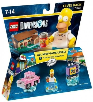 Les Simpsons Lego Dimensions