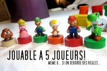 MarioKart - Joueurs