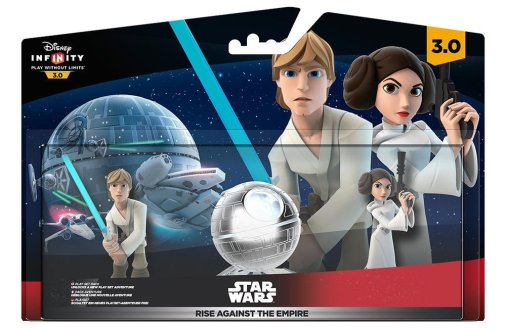 Star Wars - Rise against the Empire - Disney Infinity 3.0