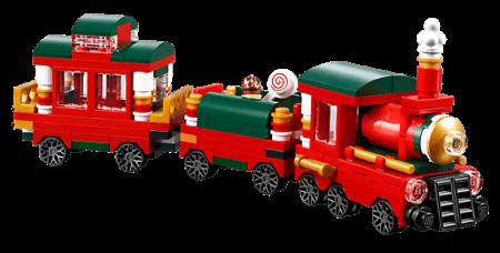 Train Lego Noël