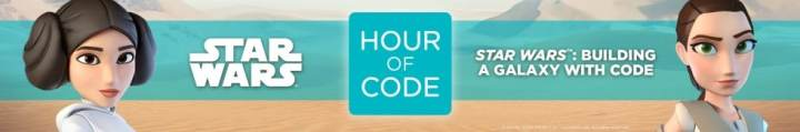 Hour of Code - Star Wars