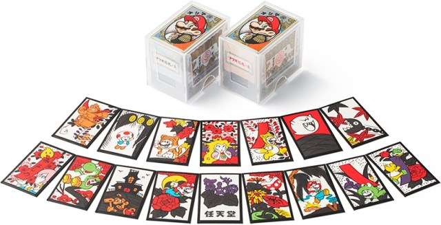 Un jeu de cartes Hanafuda Super Mario – Guide du Parent Galactique