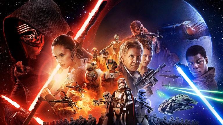Star Wars - Episode 7 - Le Réveil de la Force