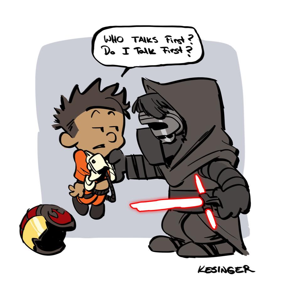 Poe & Kylo