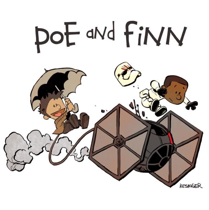 Poe & Finn