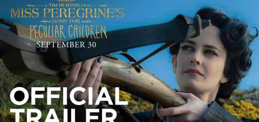 Bande-annonce du nouveau Tim Burton, Miss Peregrine et les enfants particuliers