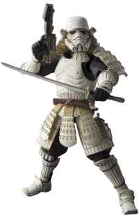 Figurines Star Wars Samourai (2)