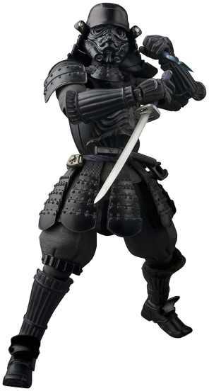 Figurines Star Wars Samourai (6)