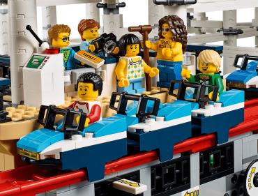 Montagne Russe Lego 10261 (3)