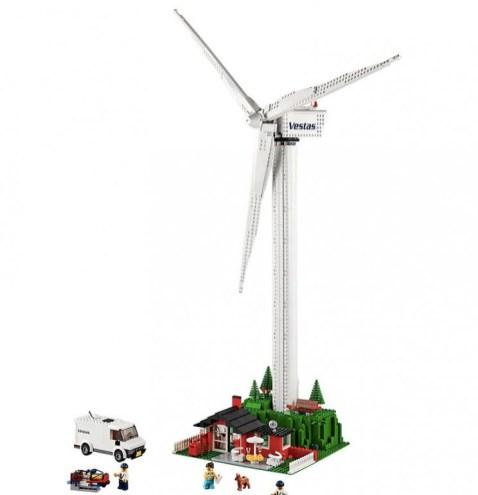 Eolienne LEGO Vestas 10268