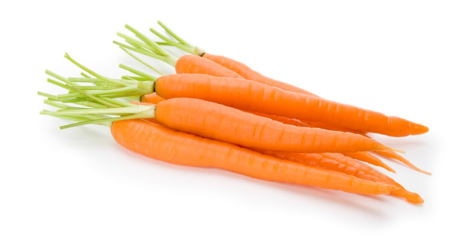Carrots: The boost you need to find your friend