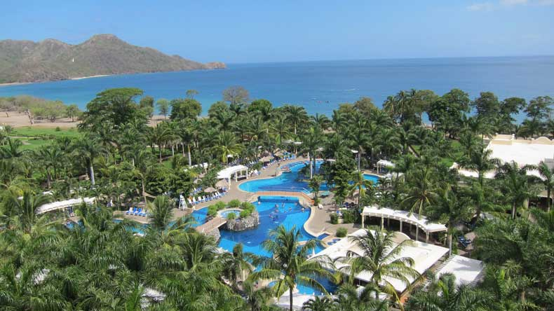 Parenthood and Passports - Riu Guanacaste Costa Roca
