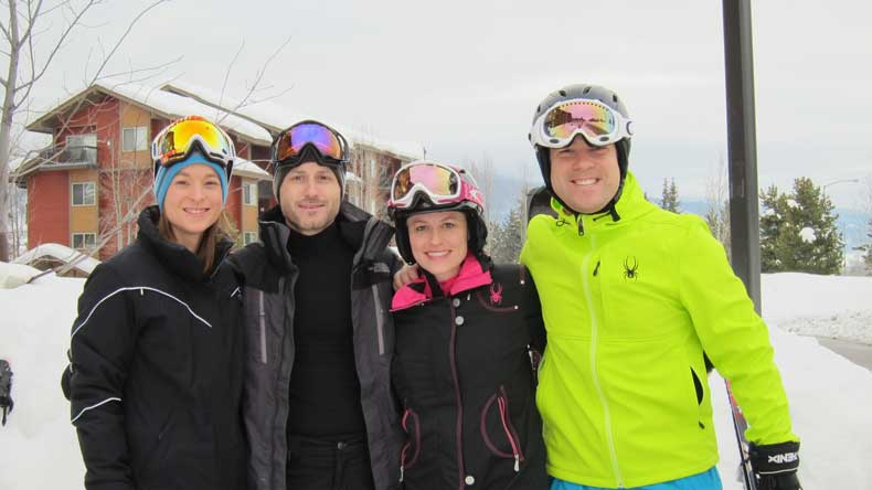 Parenthood and Passports - Steamboat Springs