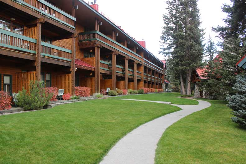 Parenthood and Passports -Lodging in Banff Lake Louise The Post