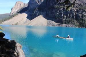 Parenthood and Passports - Banff National Park