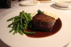 Parenthood and Passports - Dining in Banff