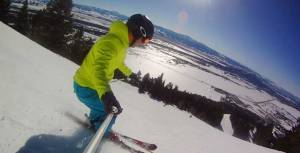Parenthood and Passports - Skiing in Jackson Hole