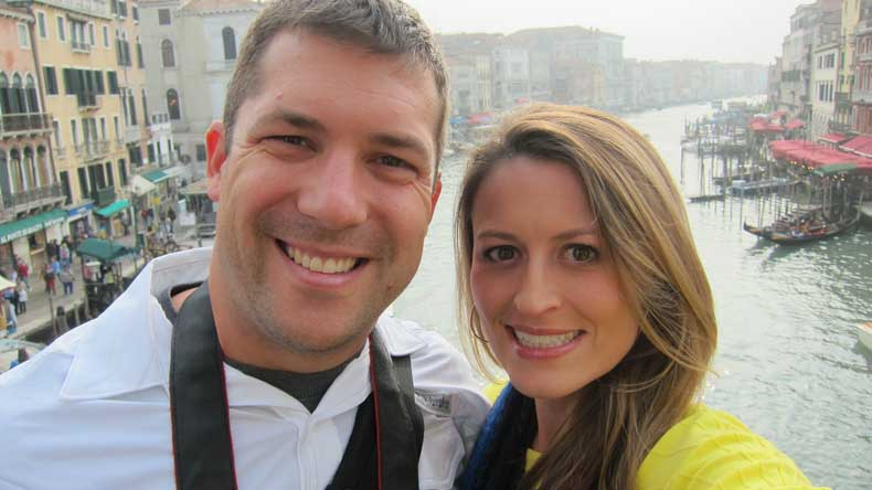 Parenthood and Passports - Rialto Bridge Venice