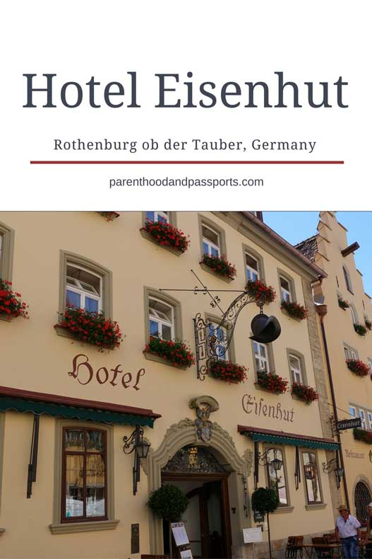 Parenthood and Passports - Hotel Eisenhut review