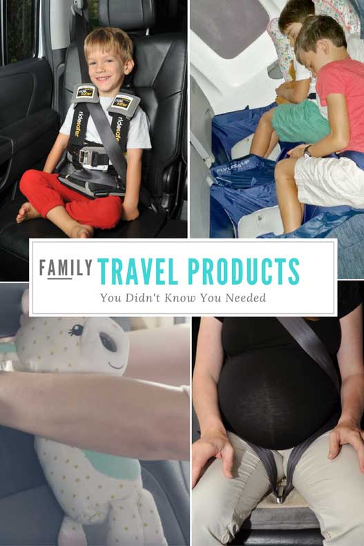 Parenthood and Passports - Travel products