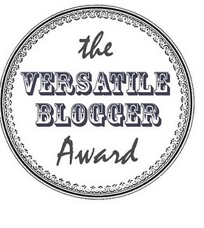 Parenthood and Passports | Versatile Blogger Award