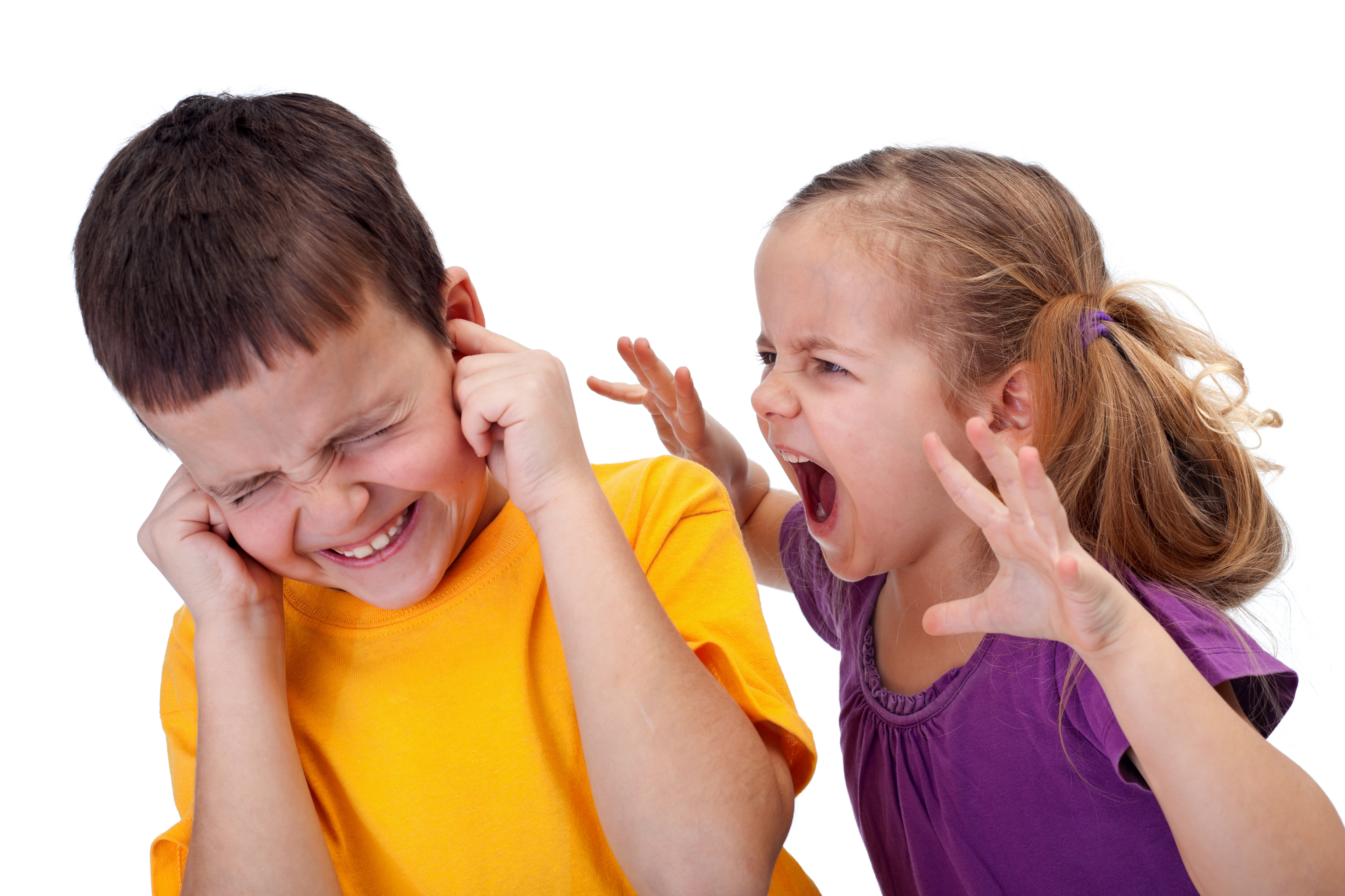 Should Older Children Always Give Way To Younger Siblings