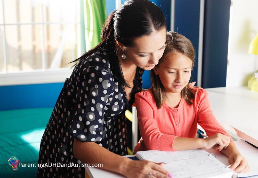 Homework Battles? 3 tips for calmer, easier, more productive homework.