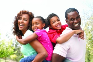 Healthy and Fit Parents