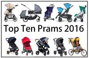 best prams 2016