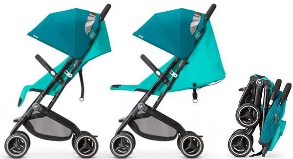 GB Qbit+ Travel Stroller $499  sc 1 st  Parenting Central : best reclining stroller for travel - islam-shia.org