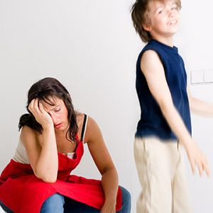 driving child behavior