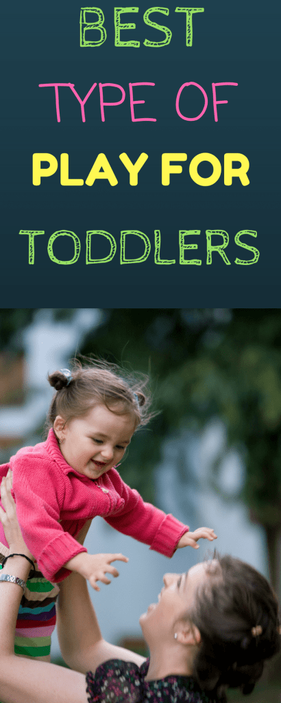 Benefits of Imaginary play in toddlers